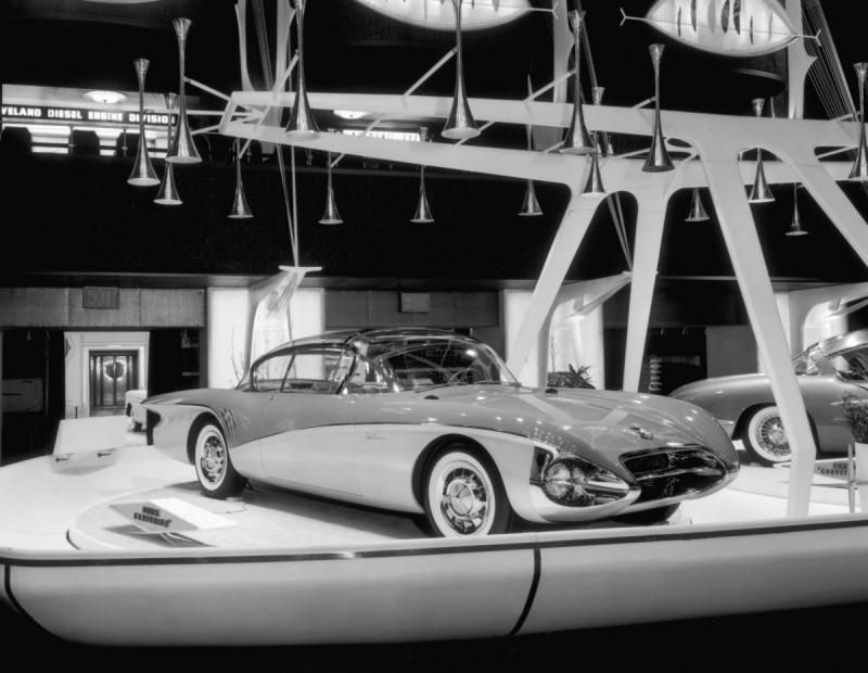 Buick-Centurion-auf-der-Motorama-1956