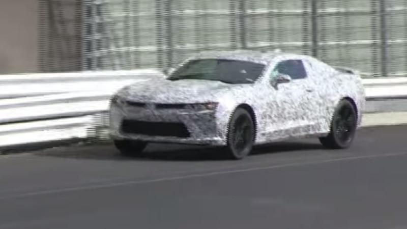 ROARRRRR: So klingt der neue Camaro 6