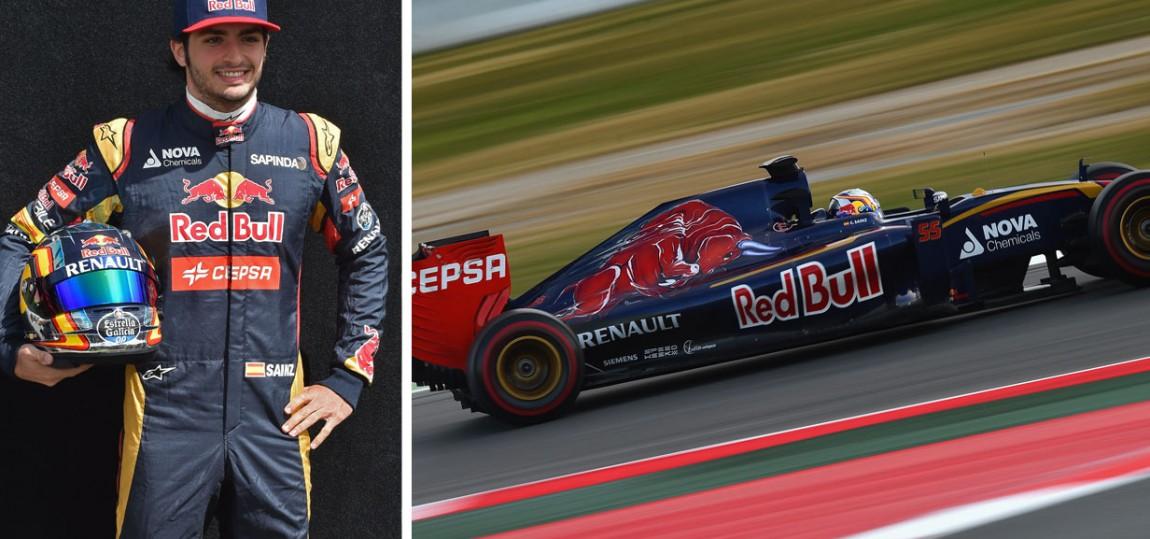Formel 1 Steckbrief: Carlos Sainz jr.
