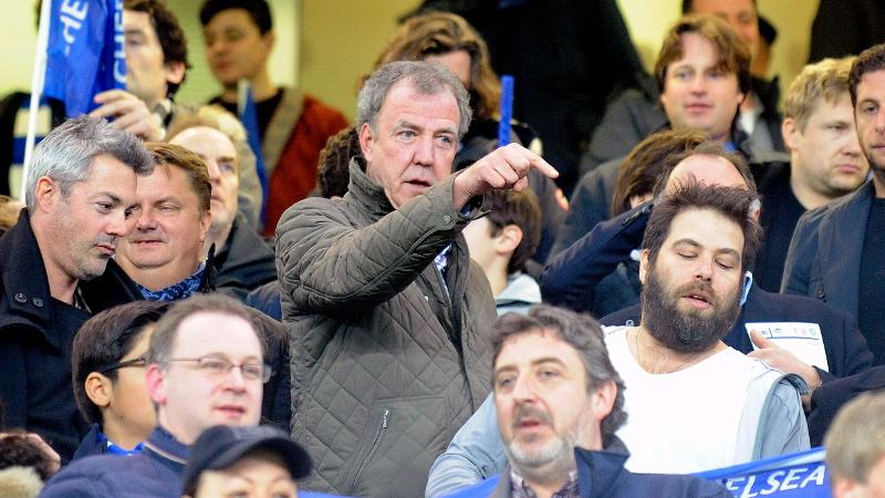 """Jeremy Clarkson """"unterwegs zum Arbeitsamt"""""""