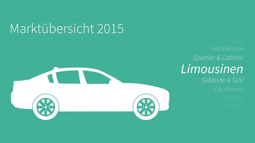 Limousinen Angebote: Übersicht aller Testberichte, technischen Daten & Preise