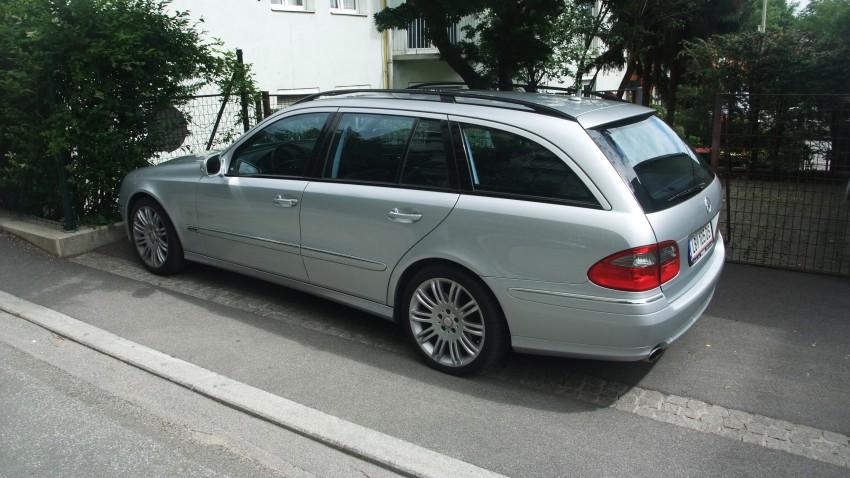 Mercedes E200 CDI T zu verkaufen