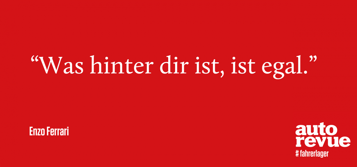 enzo ferrari quotes zitate deutsch german