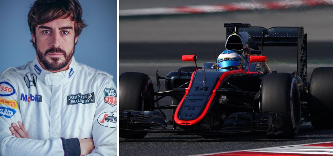 Formel 1 Steckbrief: Fernando Alonso