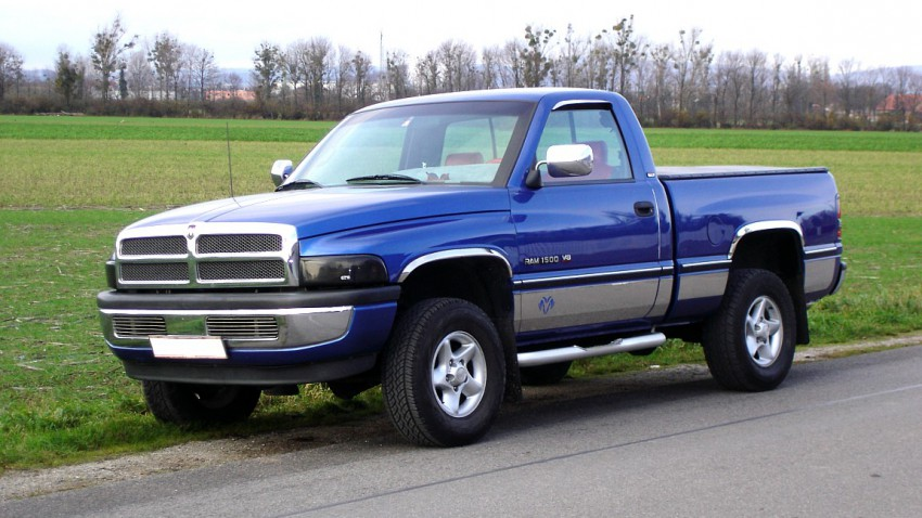 Dodge Ram 4x4 1500 Laramie LTD 1998