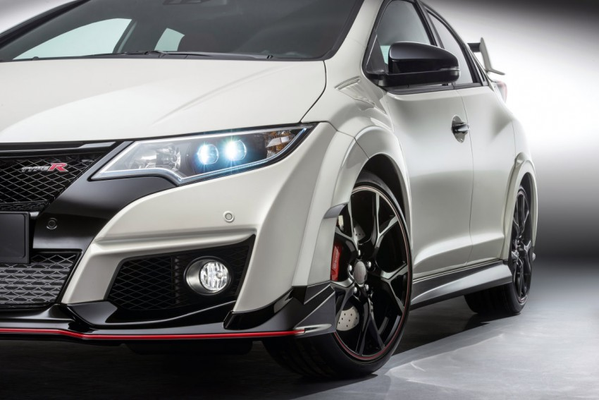 Honda Civic Type R 2015 Genf