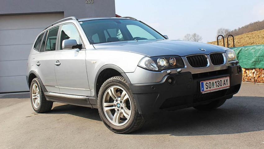 BMW X3 2.0d xDrive Österreich Paket