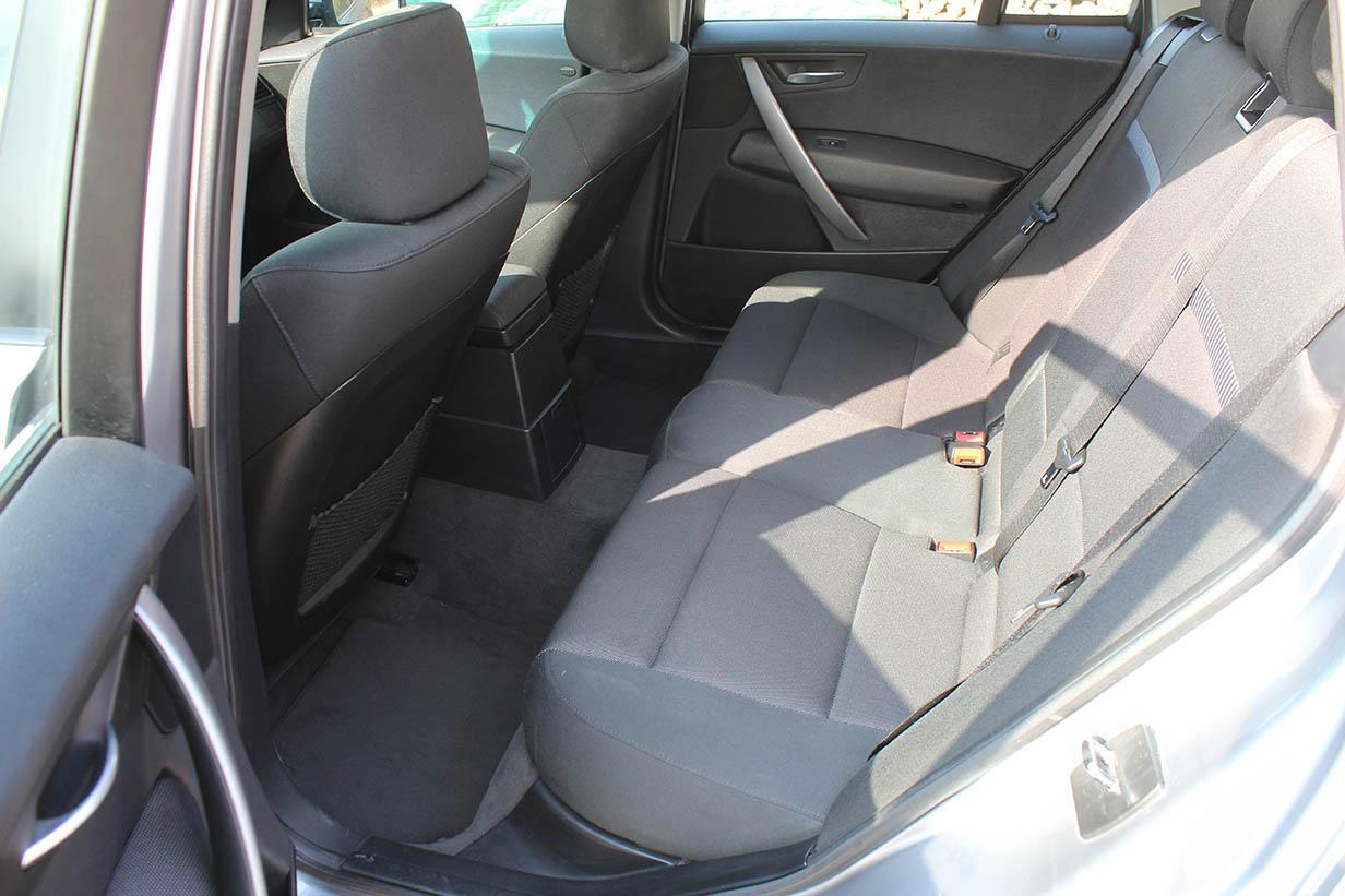 BMW X3 2,0d xDrive 2005