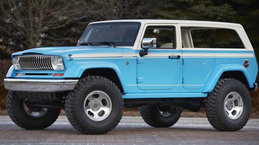 Jeep® Chief Concept