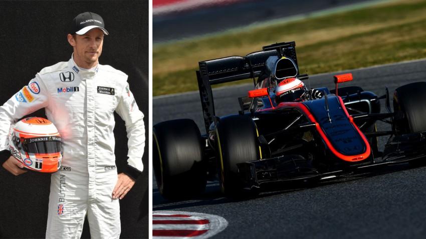 Formel 1 Steckbrief: Jenson Button