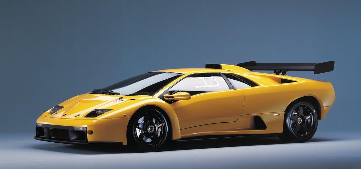 Der Schnellste Lamborghini