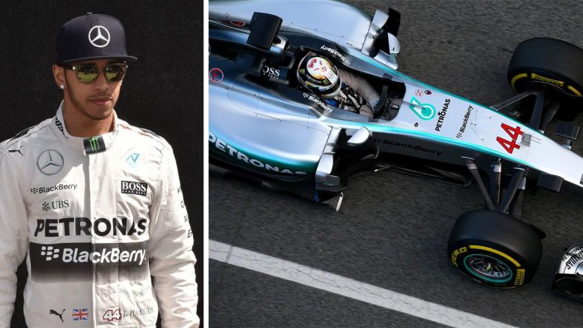 Formel 1 Steckbrief: Lewis Hamilton