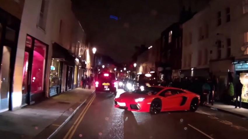 london-taxi-dashcam
