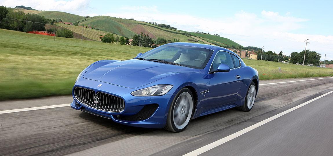 Maserati Gran Turismo/Gran Cabrio