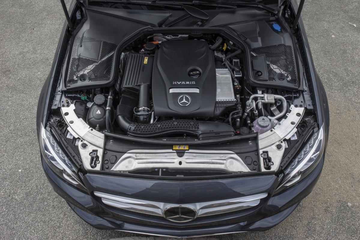 Mercedes-Benz C 350e