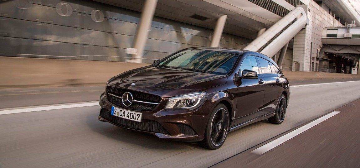 mercedes cla 220 cdi shooting brake. Black Bedroom Furniture Sets. Home Design Ideas