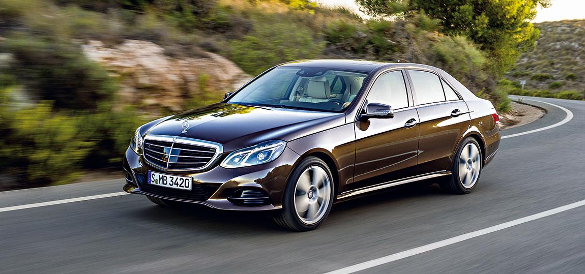 Mercedes-E002