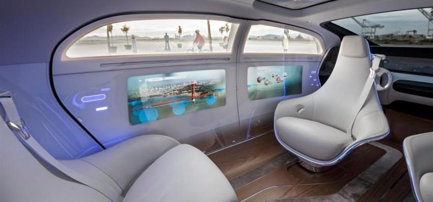 Mercedes F 015 Luxury in Motion (21)