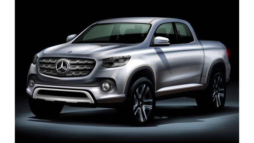 Verrückte Welt: Mercedes baut tatsächlich einen Pick Up