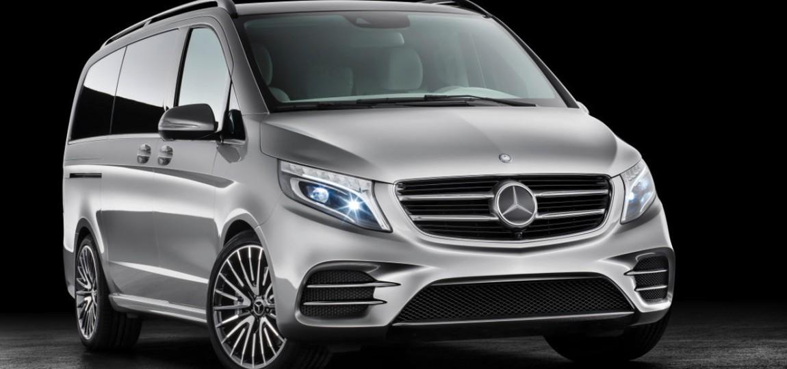Mercedes V-Klasse Plug-In-Hybrid