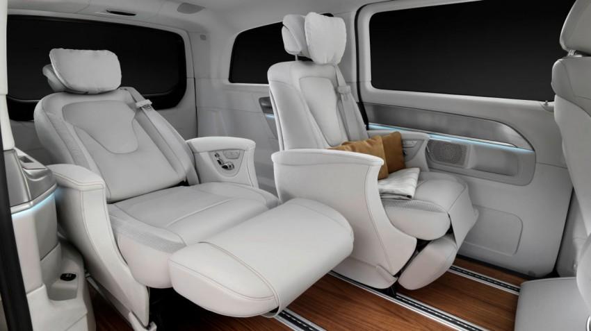 Mercedes V-Klasse Concept (5)