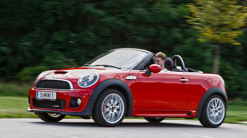 Mini Cabrio/Coupé/Roadster