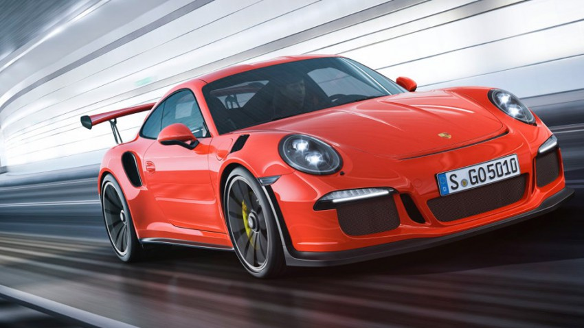 Neuer Porsche 911 GT3 RS (991)! Der Über-Elfer doch als Handschalter?
