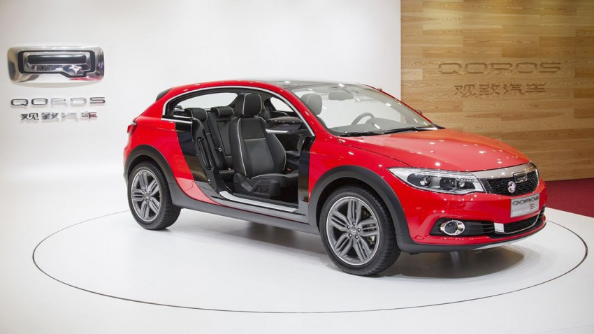 Qoros Cloud Concept