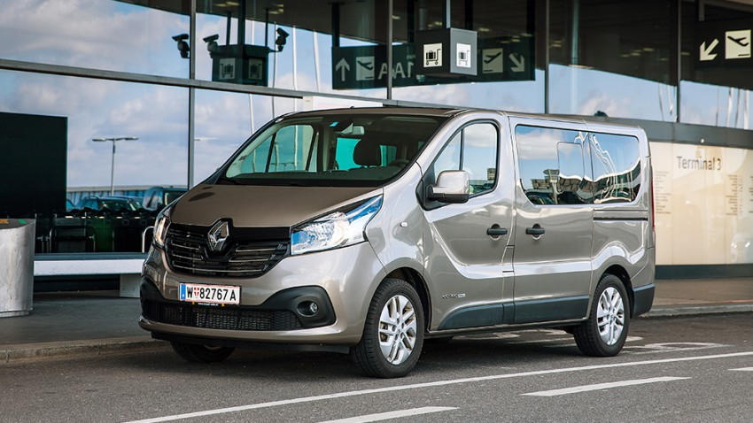 Renault Trafic Passenger ENERGY dCi 140 Twin-Turbo Dynamique