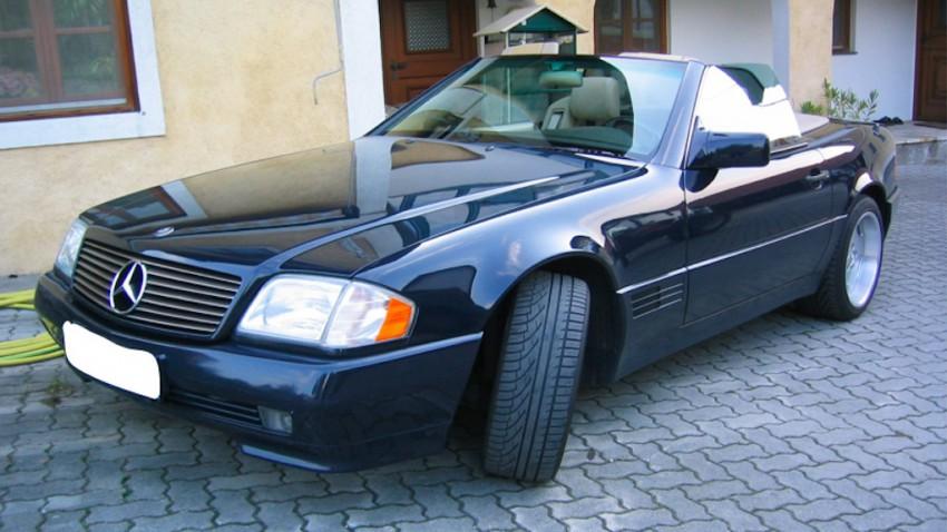 Mercedes Benz SL 500