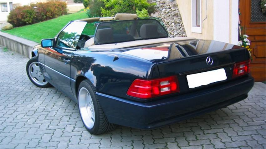 Mercedes Bent SL 500 R129 zu verkaufen 1995