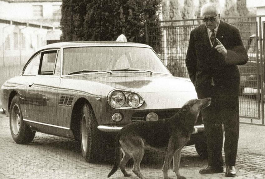 15 der besten Sprüche von Enzo Ferrari