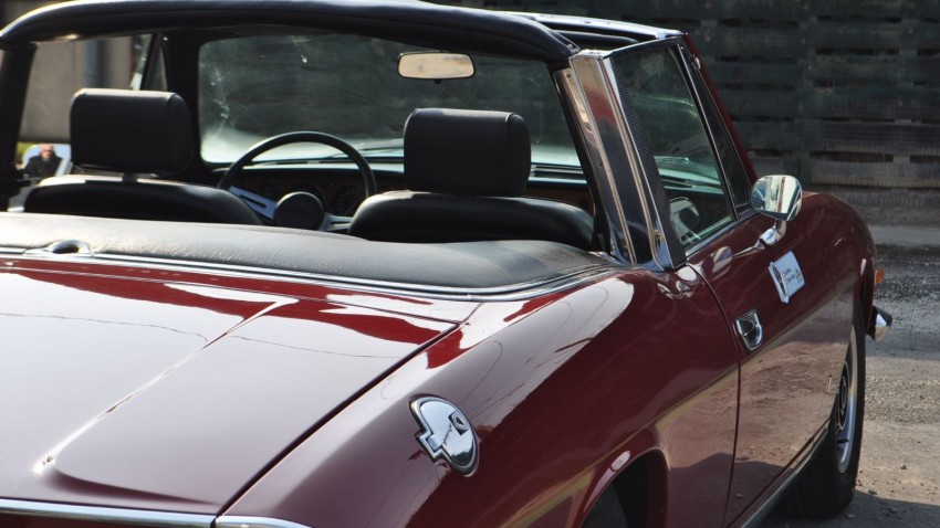 Triumph Stag V8 1973