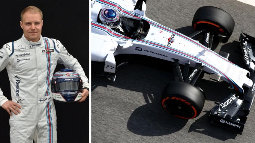 Formel 1 Steckbrief: Valtteri Bottas