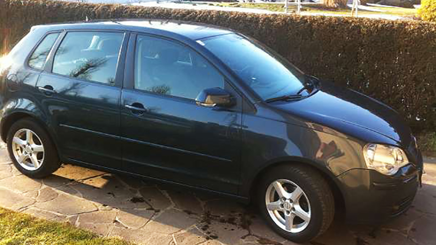 VW Polo 9N II