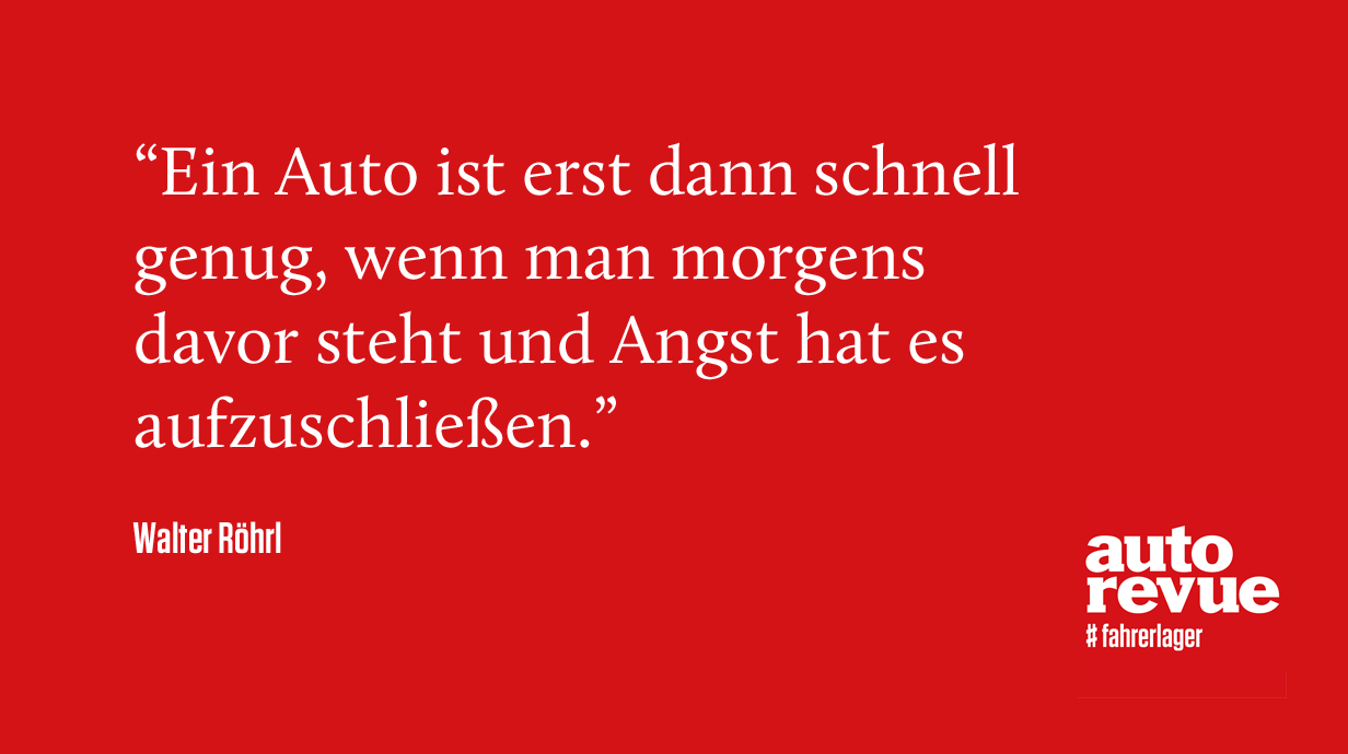 walter röhrl sprüche Best of Walter Röhrl Zitate : autorevue.at walter röhrl sprüche