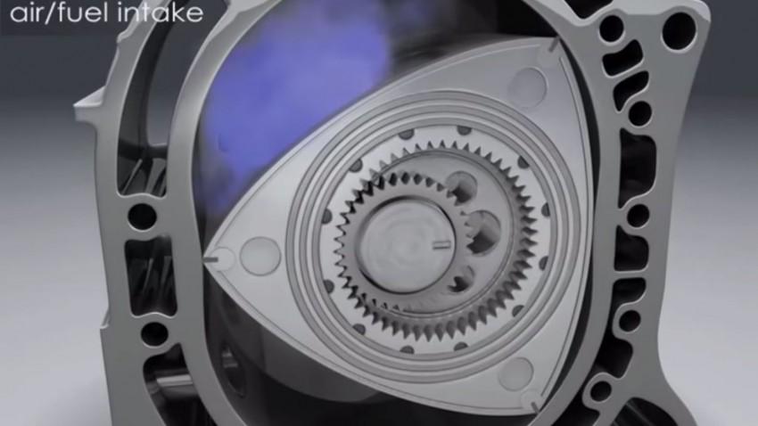 Der Wankelmotor: so simpel wie genial