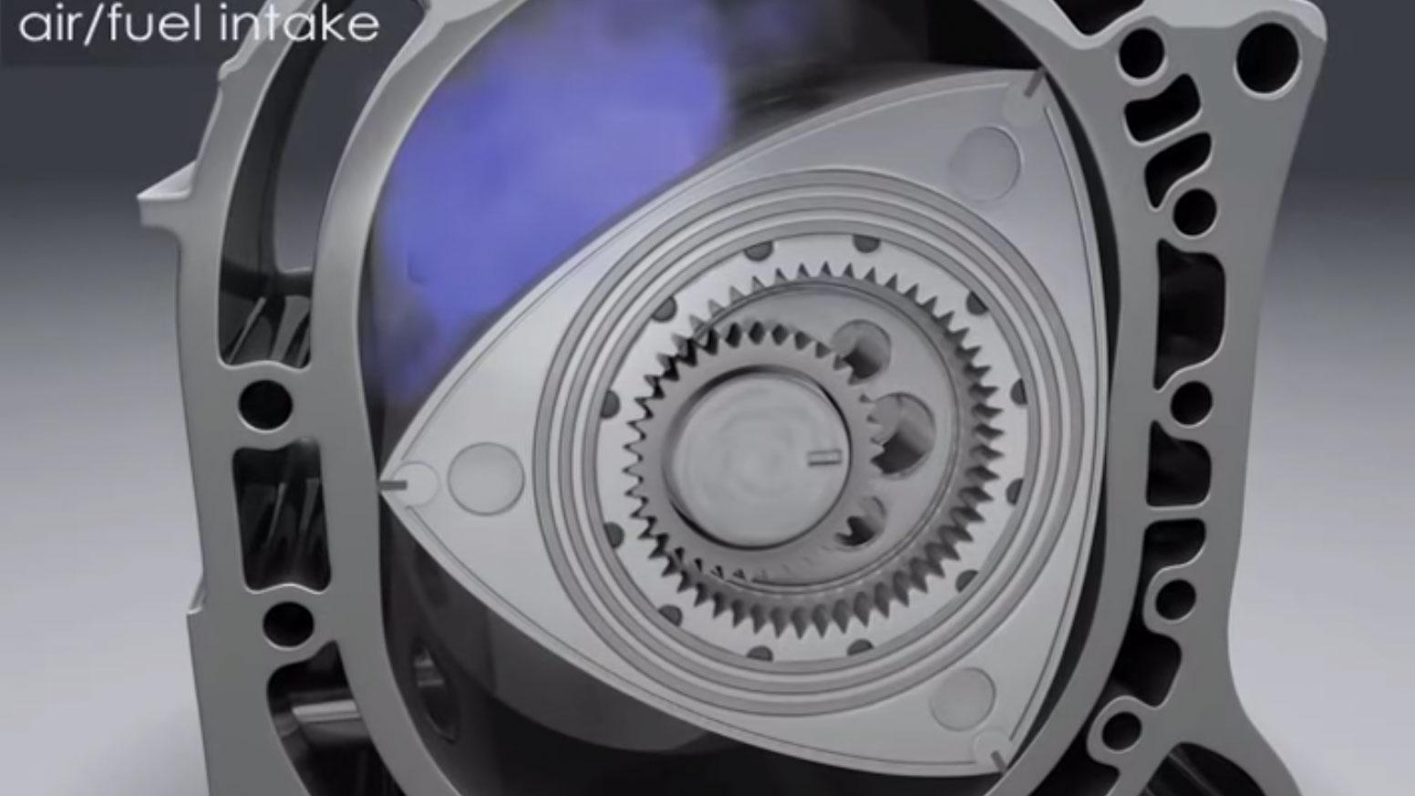 Der Wankelmotor So Simpel Wie Genial