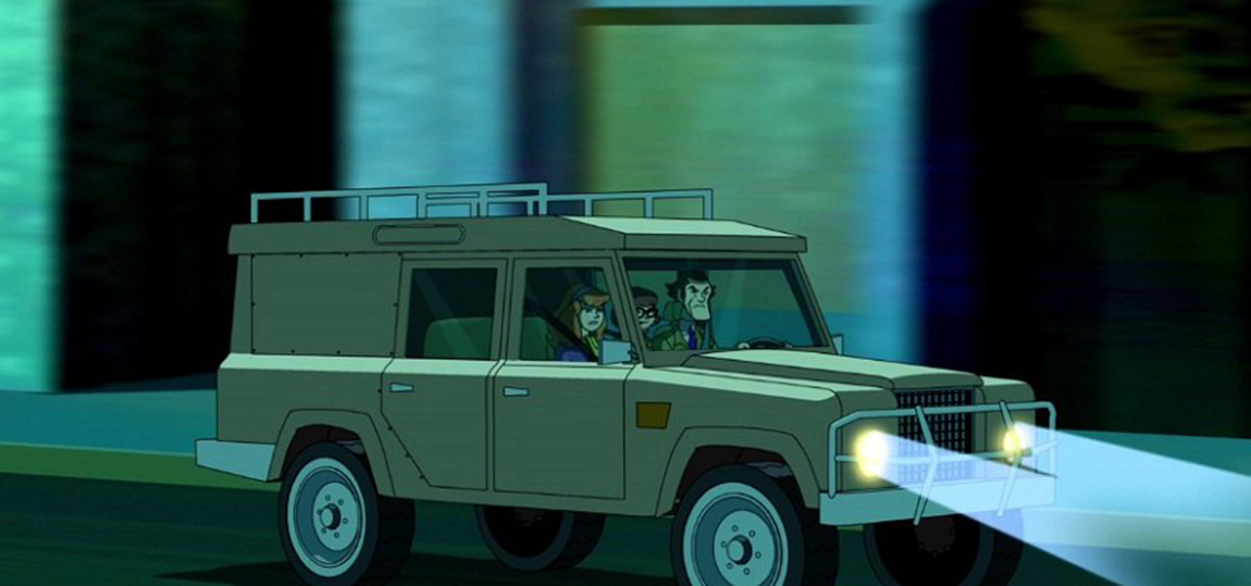 Land Rover Defender im Film: Zehn Hauptrollen