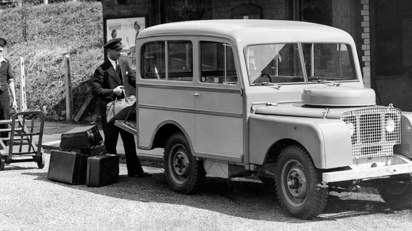 17 Dinge, die ihr noch nicht über den Land Rover Defender wusstet