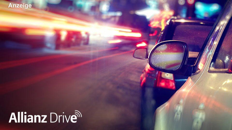 allianz drive smarter mitfahrer als lebensretter. Black Bedroom Furniture Sets. Home Design Ideas