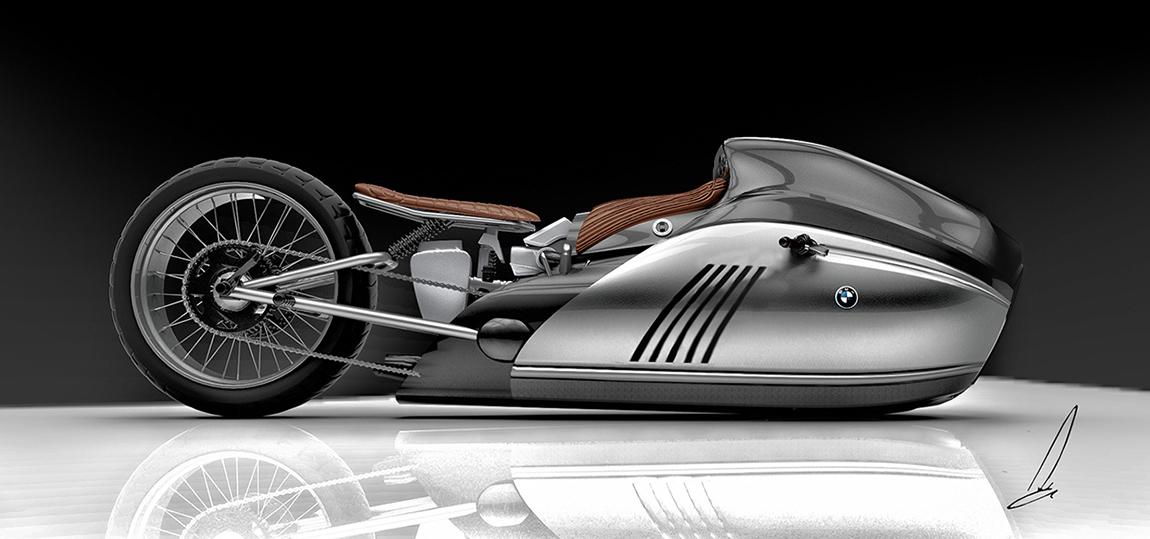 BMW Alpha Concept.