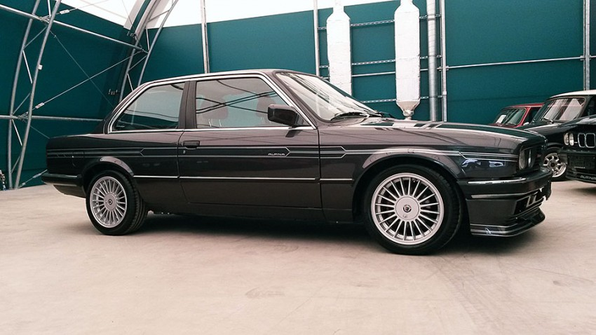 Alpina B6 2,8 mit 3,5er-Motor