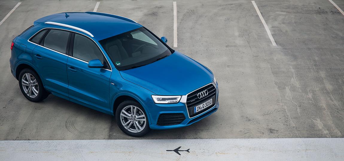 Audi Q3 FL 2015