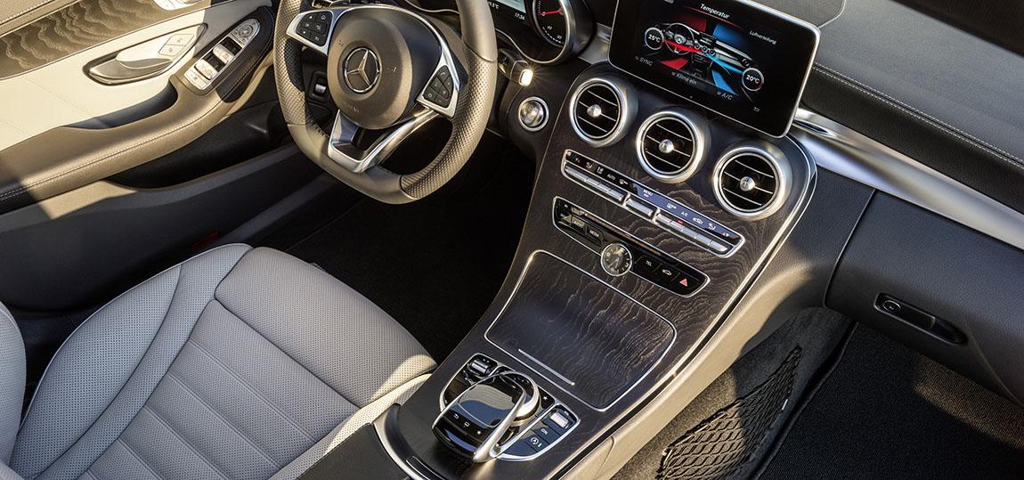 Mercedes-Benz C-Klasse (S 205) 2014