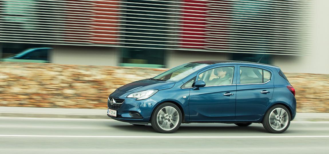 Platz 6: Opel Corsa