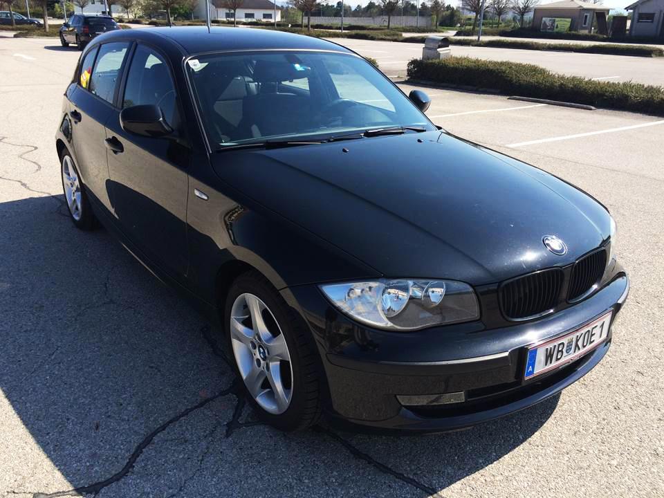 BMW 116d 2010 zu verkaufen 1