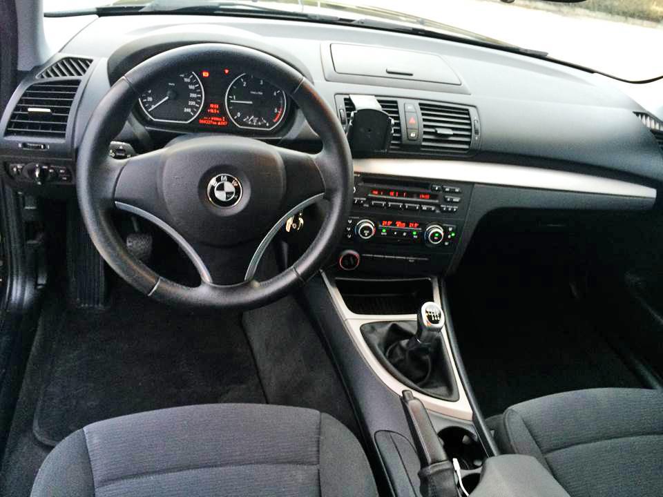 BMW 116d 2010 zu verkaufen 10