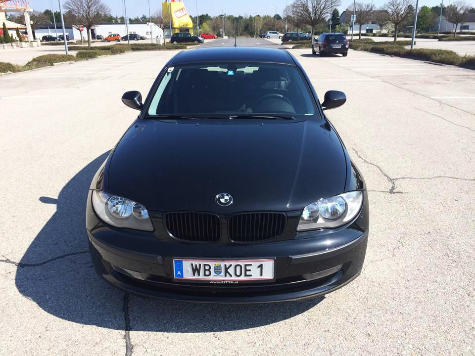 BMW 116d 2010 zu verkaufen 9