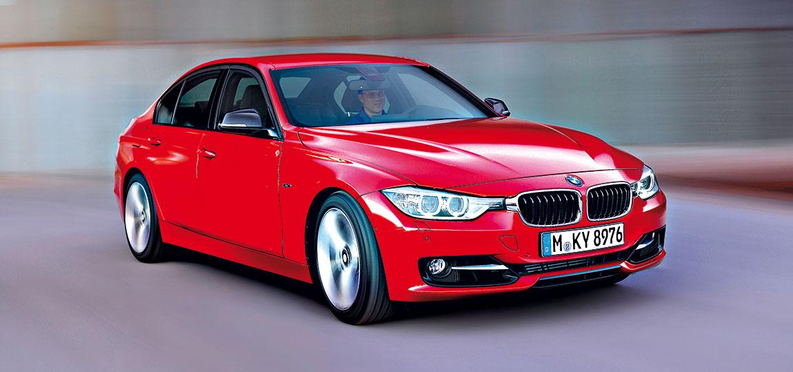 BMW-3er-Limousine